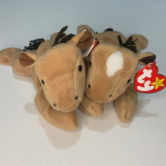 2 Ty Beanie Babies | Derby (2 styles)